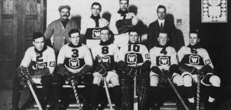 Montreal Wanderers NHL History