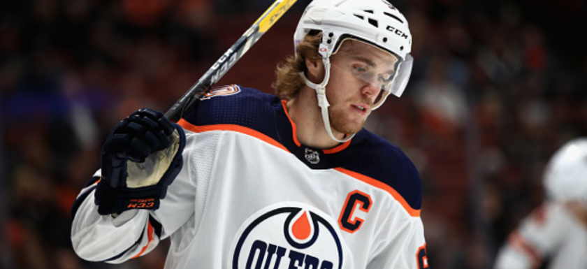 cecb7398ac9 Defending Connor McDavid - The 4th Line Podcast